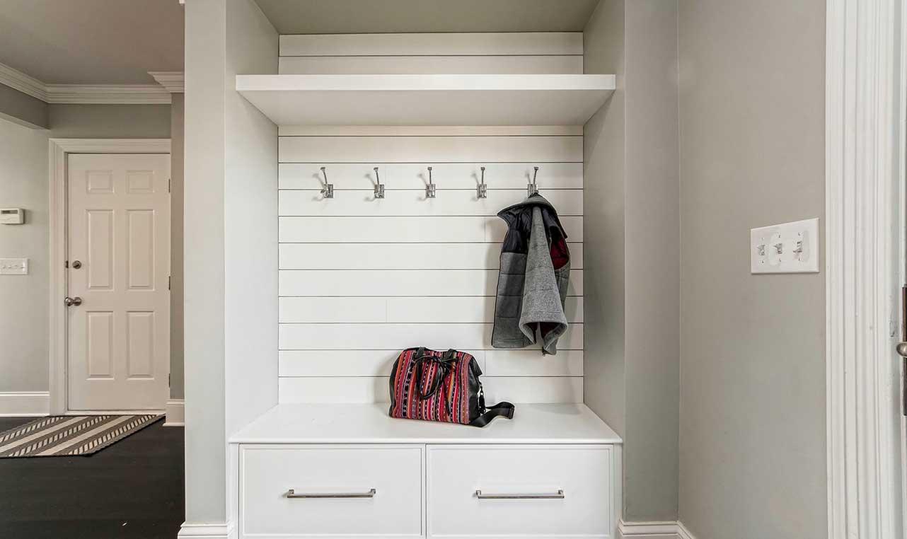 Clothes Storage & Organization Ideas