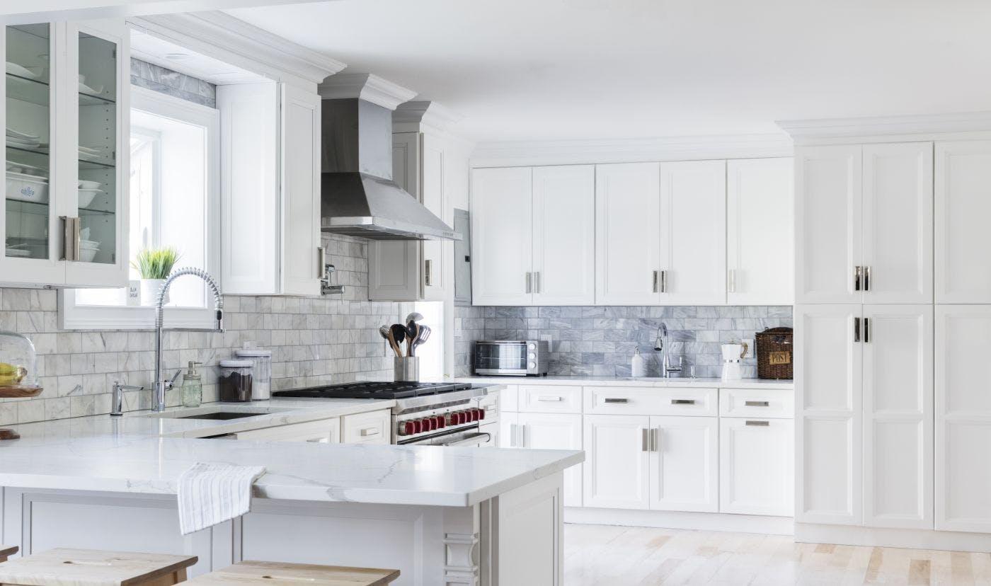 kitchen interior project