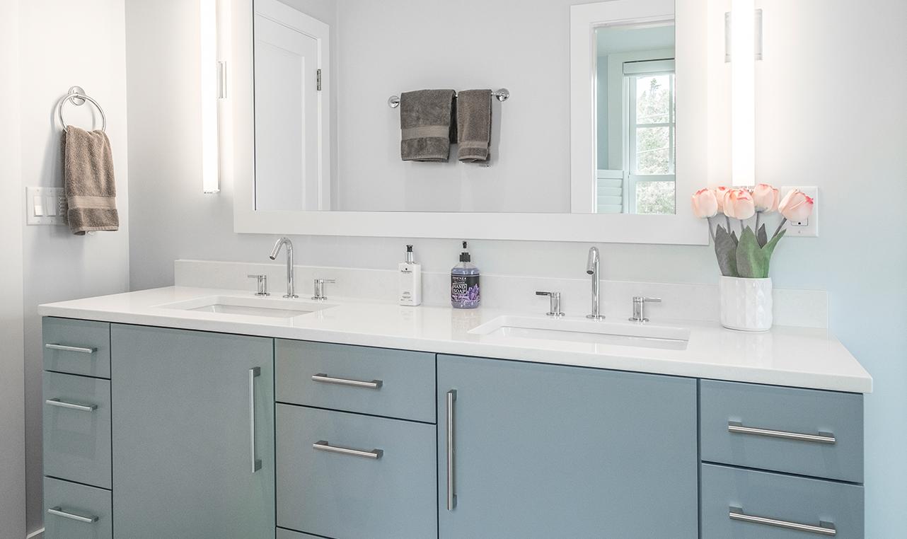 Modern Washbasin Bathroom
